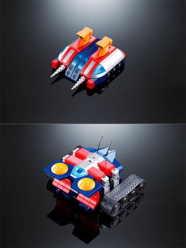 DX超合金魂 超電磁ロボ コン・バトラーV-003