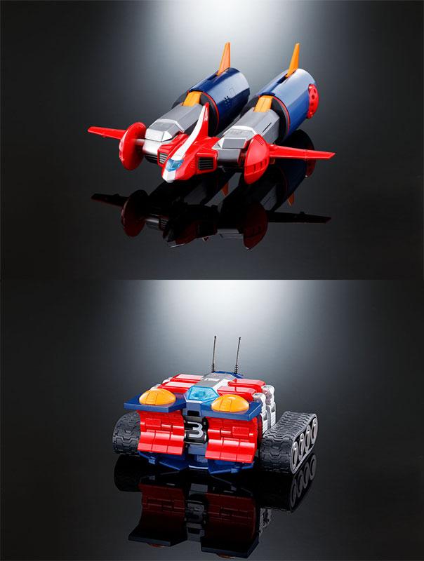 DX超合金魂 超電磁ロボ コン・バトラーV-005