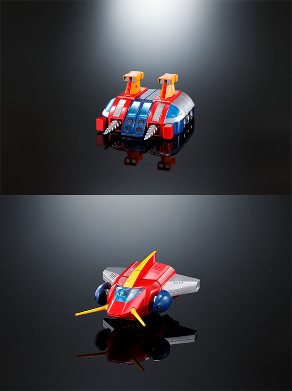 DX超合金魂 超電磁ロボ コン・バトラーV-006