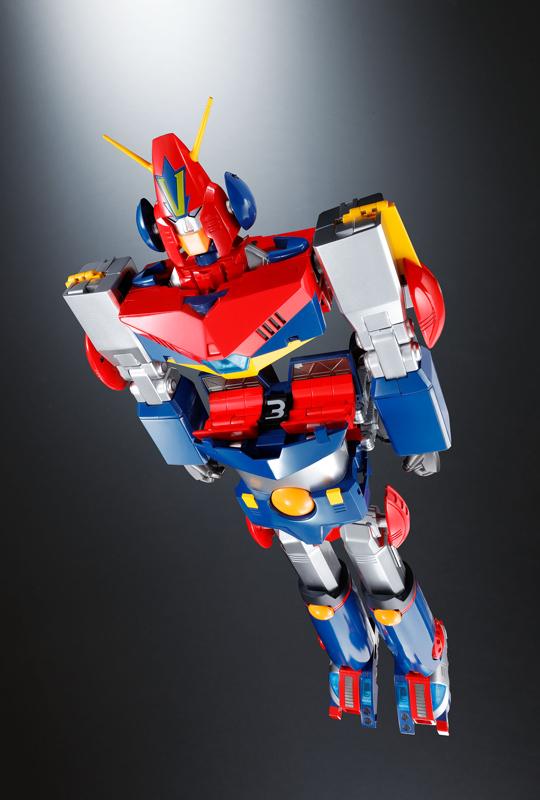 DX超合金魂 超電磁ロボ コン・バトラーV-007