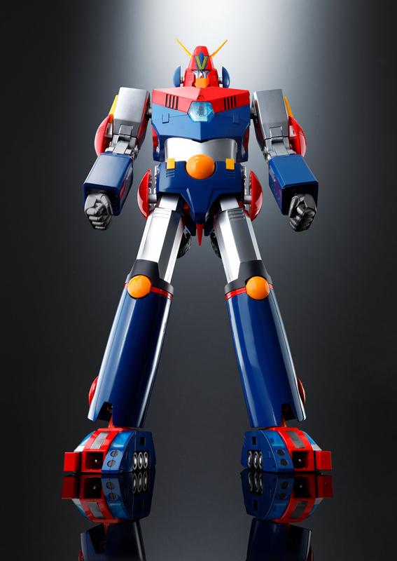 DX超合金魂 超電磁ロボ コン・バトラーV-008