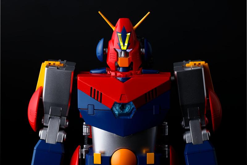 DX超合金魂 超電磁ロボ コン・バトラーV-009