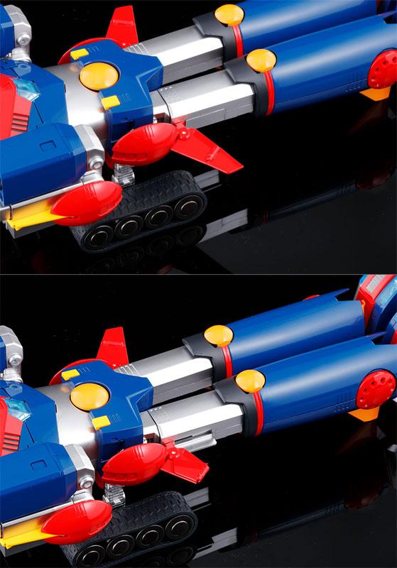 DX超合金魂 超電磁ロボ コン・バトラーV-017