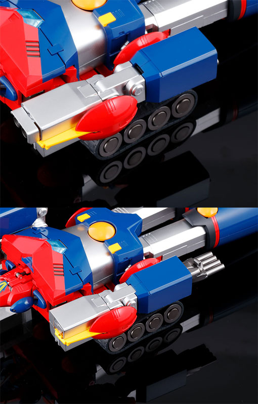 DX超合金魂 超電磁ロボ コン・バトラーV-019
