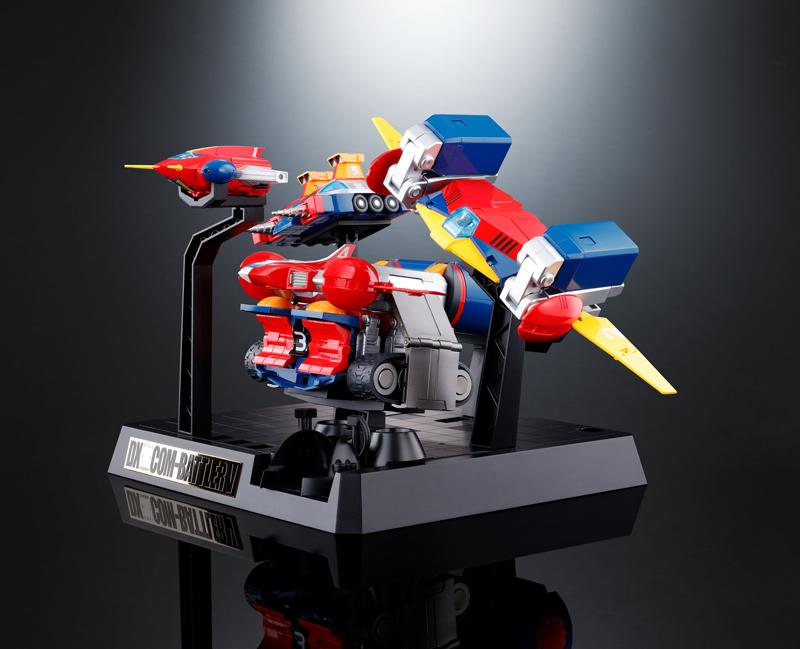 DX超合金魂 超電磁ロボ コン・バトラーV-024