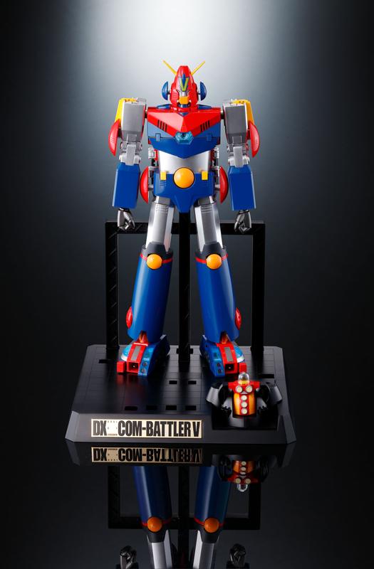 DX超合金魂 超電磁ロボ コン・バトラーV-030