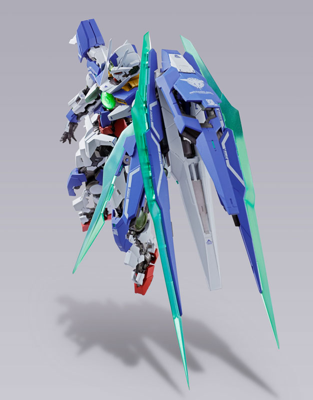 METAL BUILD ダブルオークアンタ-014