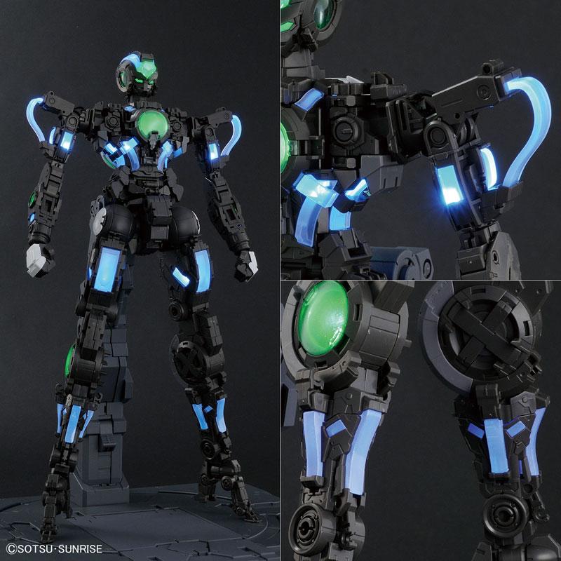 PG 1/60 ガンダムエクシア (LIGHTING MODEL) プラモデル-005