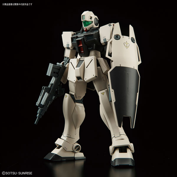 MG 1/100 ジム・コマンド(コロニー戦仕様) プラモデル
