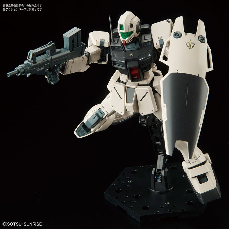 MG 1/100 ジム・コマンド(コロニー戦仕様) プラモデル-001