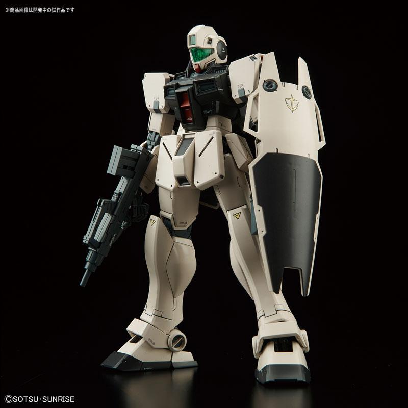 MG 1/100 ジム・コマンド(コロニー戦仕様) プラモデル-002