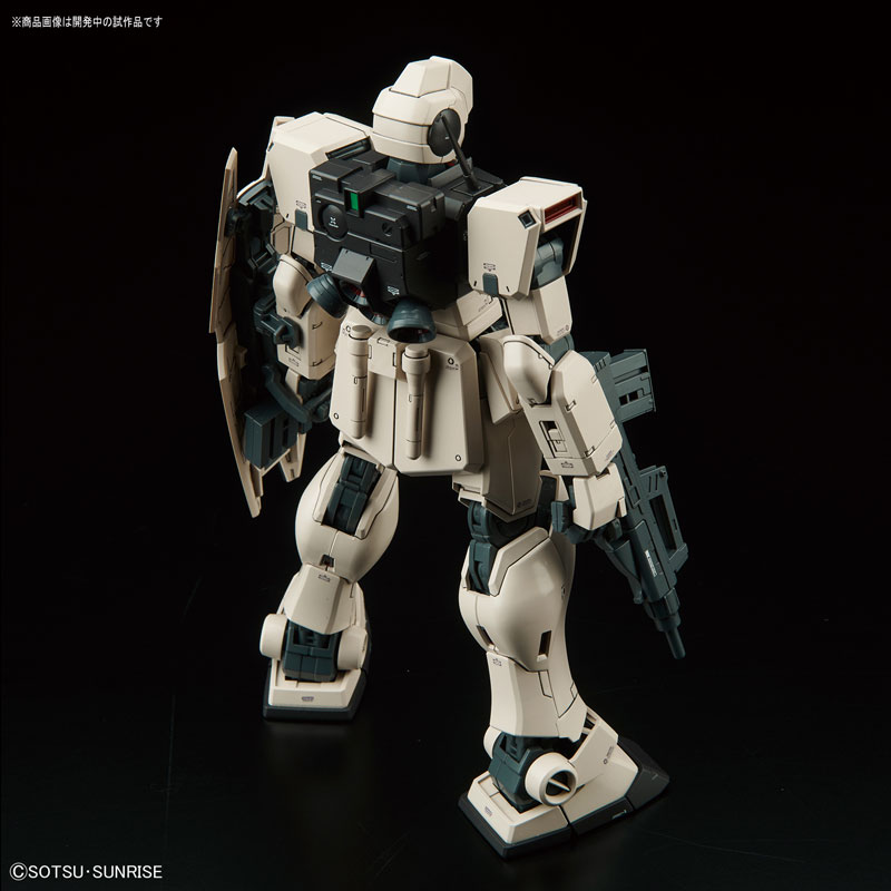 MG 1/100 ジム・コマンド(コロニー戦仕様) プラモデル-003