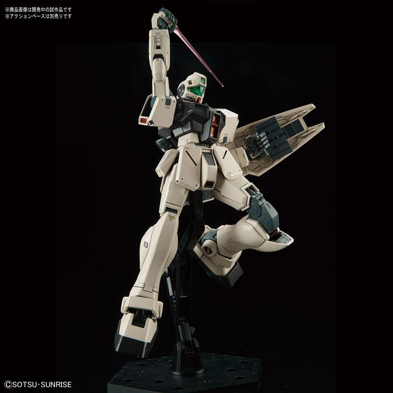 MG 1/100 ジム・コマンド(コロニー戦仕様) プラモデル-004