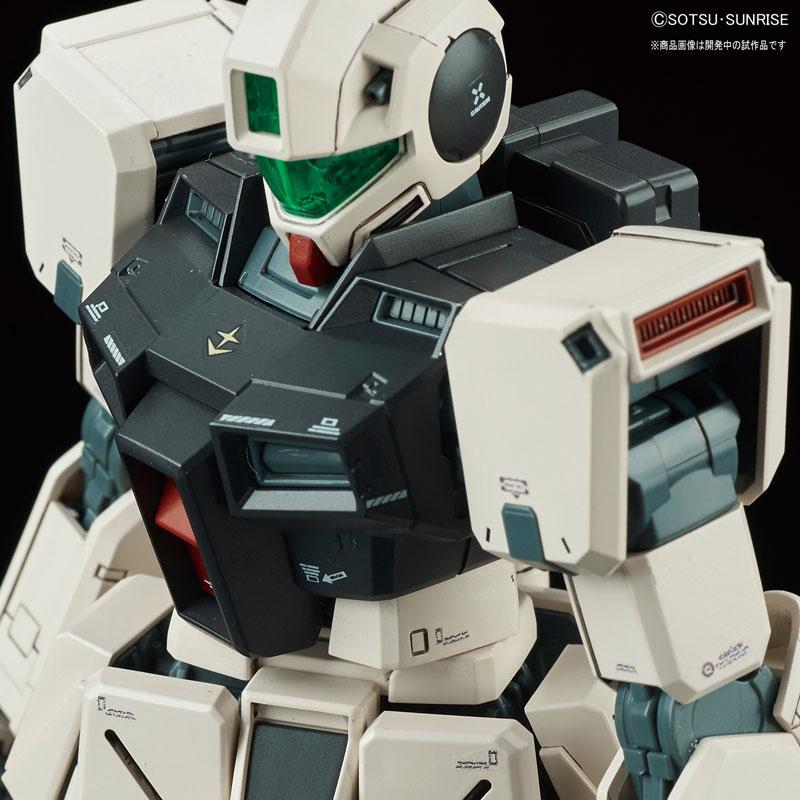 MG 1/100 ジム・コマンド(コロニー戦仕様) プラモデル-006