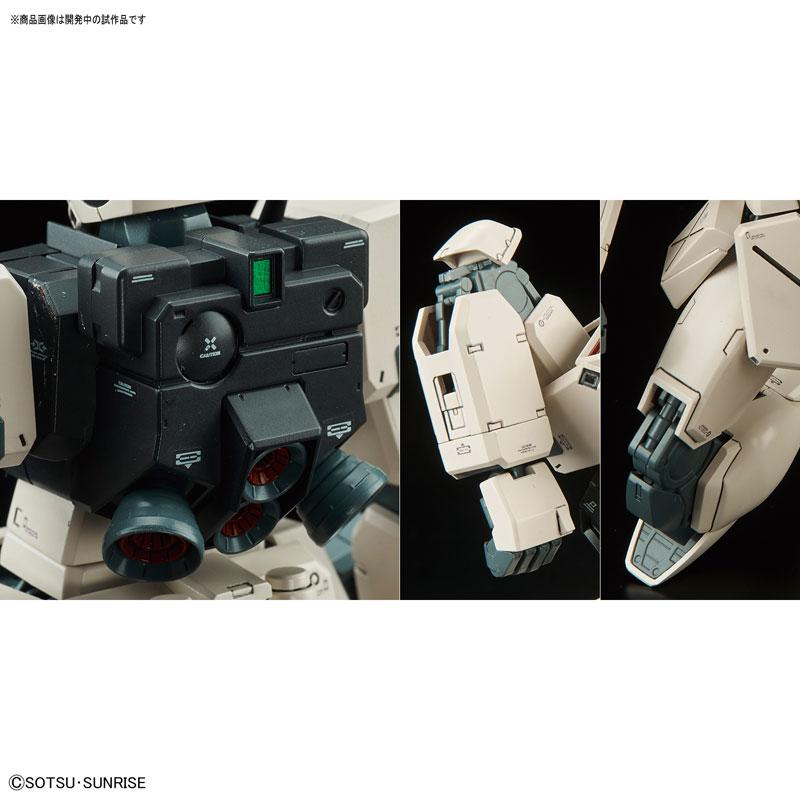 MG 1/100 ジム・コマンド(コロニー戦仕様) プラモデル-007