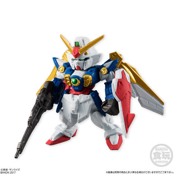 FW GUNDAM CONVERGE SELECTION [LIMITED COLOR] 8個入りBOX-001