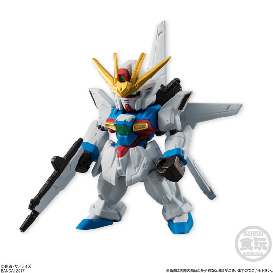 FW GUNDAM CONVERGE SELECTION [LIMITED COLOR] 8個入りBOX-002
