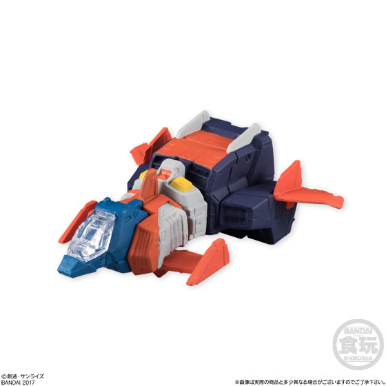 FW GUNDAM CONVERGE SELECTION [LIMITED COLOR] 8個入りBOX-004
