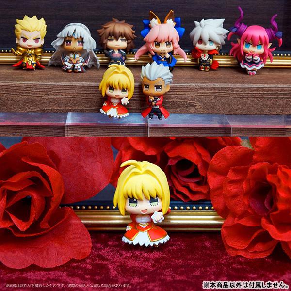 カラコレ Fate/EXTELLA 8個入りBOX