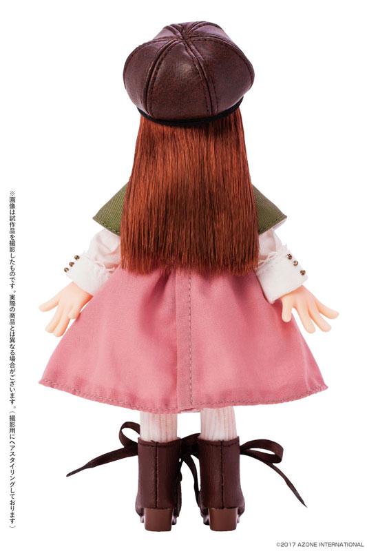 Lil'Fairy ~ちいさなちいさなお手伝いさん~ ルティ 1/12 完成品ドール-003