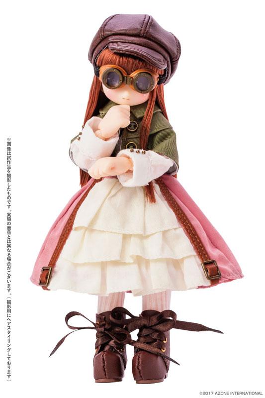 Lil'Fairy ~ちいさなちいさなお手伝いさん~ ルティ 1/12 完成品ドール-005