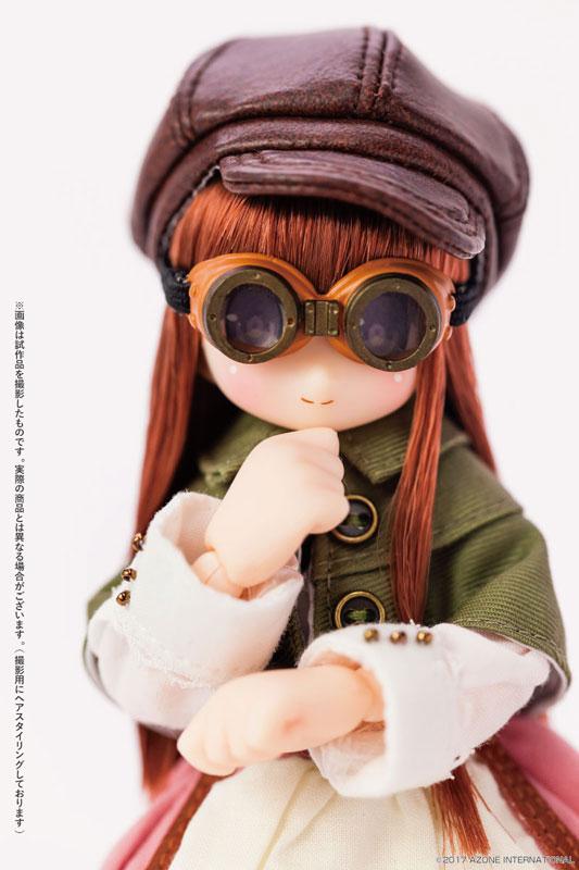 Lil'Fairy ~ちいさなちいさなお手伝いさん~ ルティ 1/12 完成品ドール-012