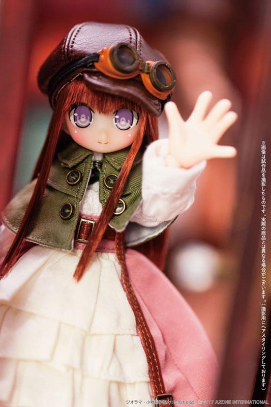Lil'Fairy ~ちいさなちいさなお手伝いさん~ ルティ 1/12 完成品ドール-014