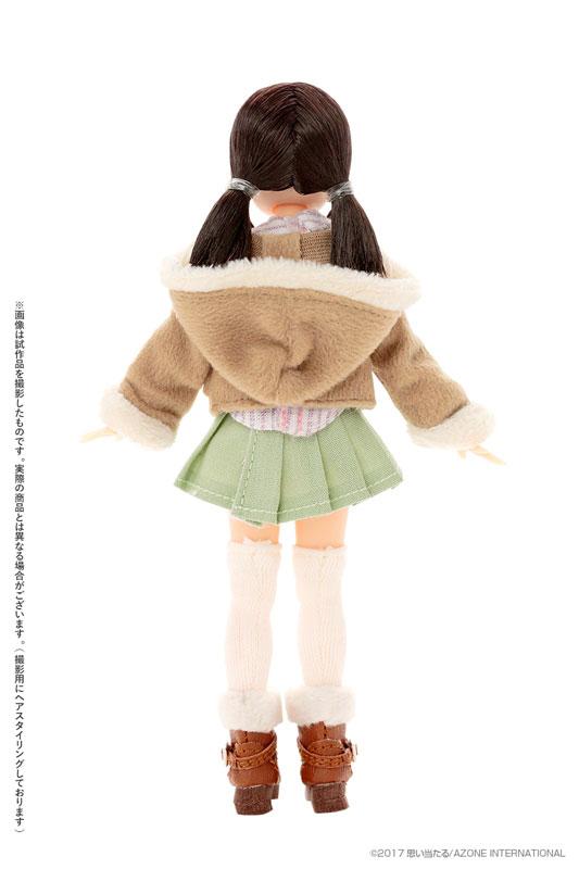 ピコえっくす☆きゅーと スナッティキャットIV ころん 1/12 完成品ドール-005