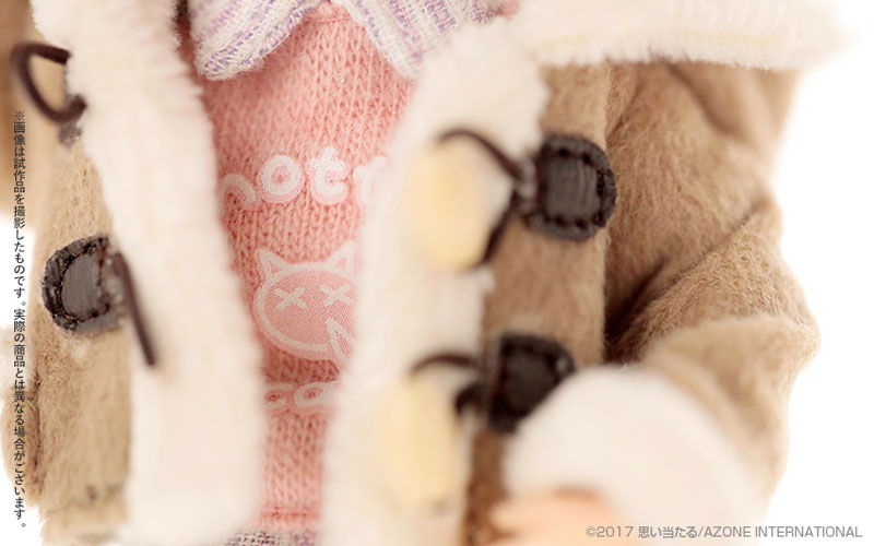 ピコえっくす☆きゅーと スナッティキャットIV ころん 1/12 完成品ドール-010