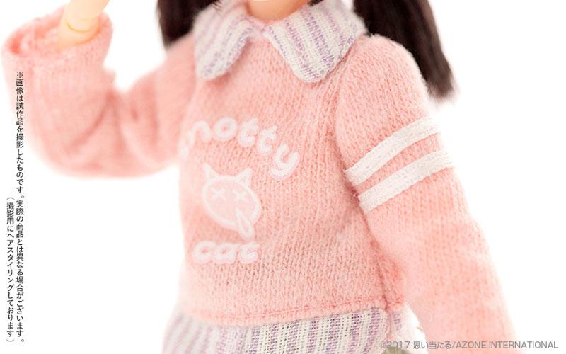 ピコえっくす☆きゅーと スナッティキャットIV ころん 1/12 完成品ドール-013