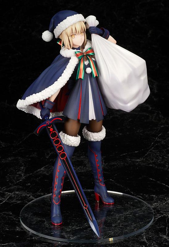 Fate/Grand Order ライダー/アルトリア・ペンドラゴン[サンタオルタ] 1/7 完成品フィギュア-001