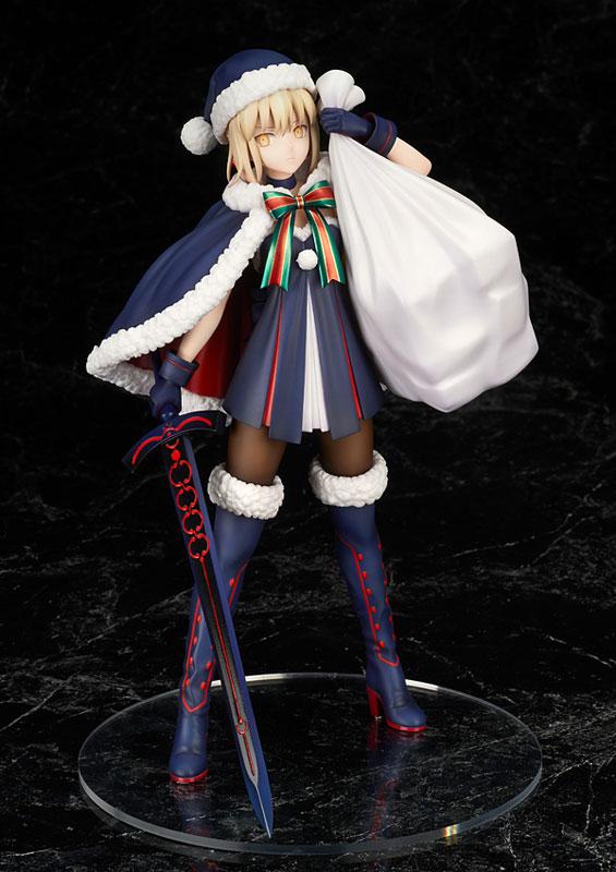 Fate/Grand Order ライダー/アルトリア・ペンドラゴン[サンタオルタ] 1/7 完成品フィギュア-002
