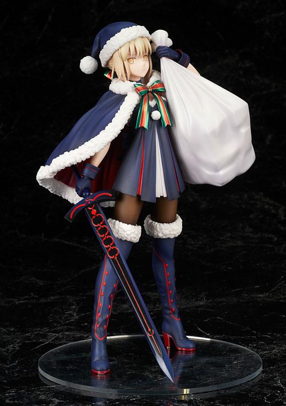 Fate/Grand Order ライダー/アルトリア・ペンドラゴン[サンタオルタ] 1/7 完成品フィギュア-003