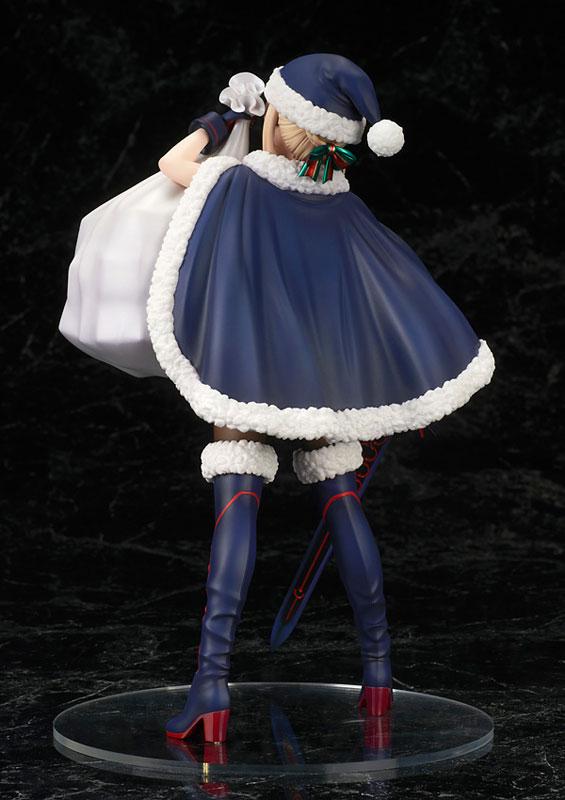 Fate/Grand Order ライダー/アルトリア・ペンドラゴン[サンタオルタ] 1/7 完成品フィギュア-004