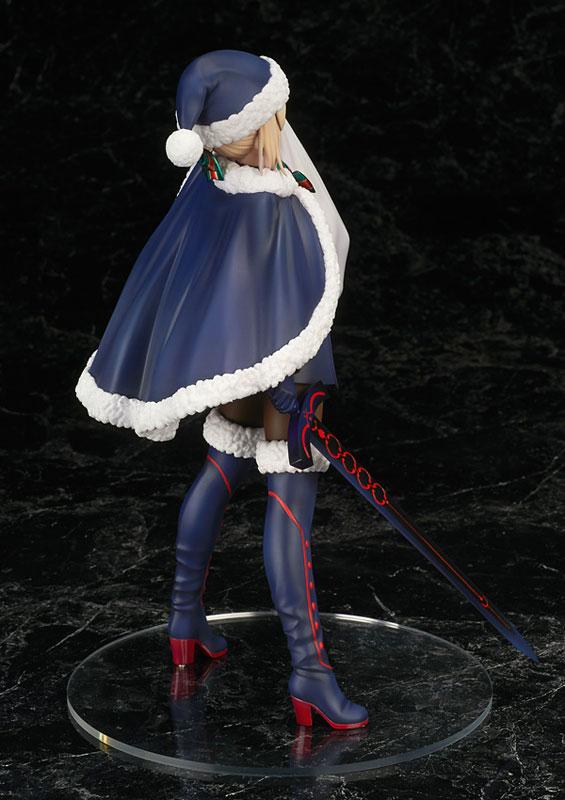 Fate/Grand Order ライダー/アルトリア・ペンドラゴン[サンタオルタ] 1/7 完成品フィギュア-005