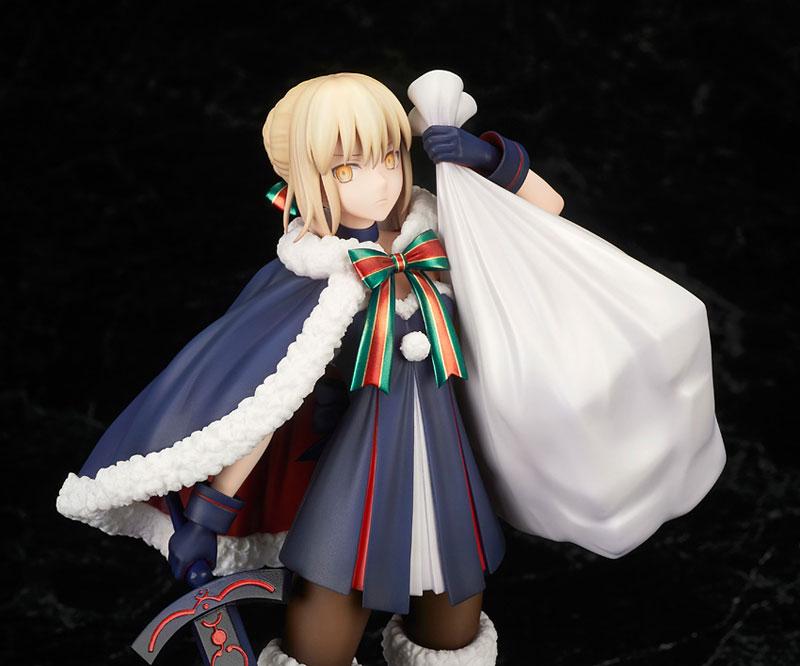 Fate/Grand Order ライダー/アルトリア・ペンドラゴン[サンタオルタ] 1/7 完成品フィギュア-008