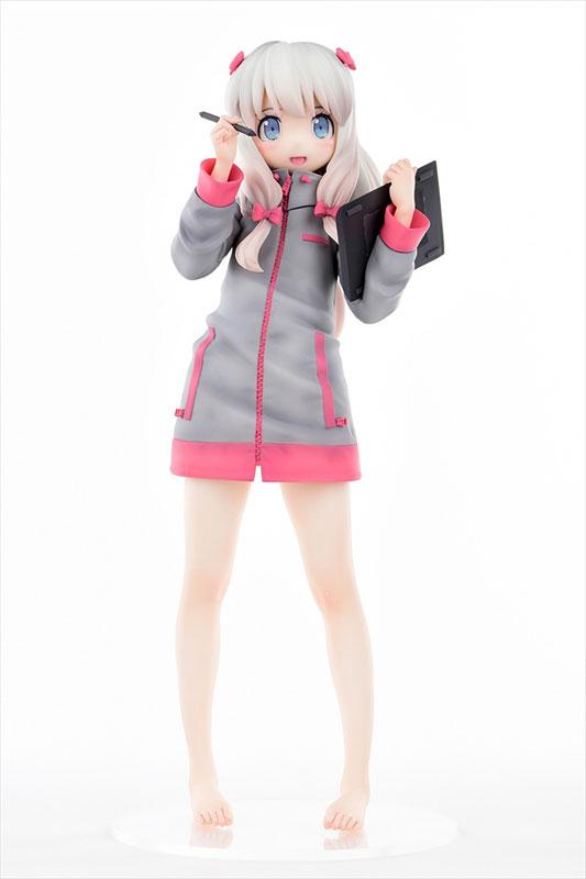 エロマンガ先生 和泉紗霧 ~the first volume cover illust ver.~ :smiling face: 1/6 PVC製 完成品フィギュア-001