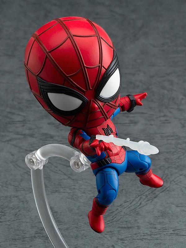 ねんどろいど スパイダーマン:ホームカミング スパイダーマン ホームカミング・エディション-001
