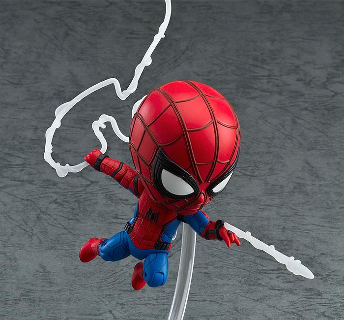 ねんどろいど スパイダーマン:ホームカミング スパイダーマン ホームカミング・エディション-002