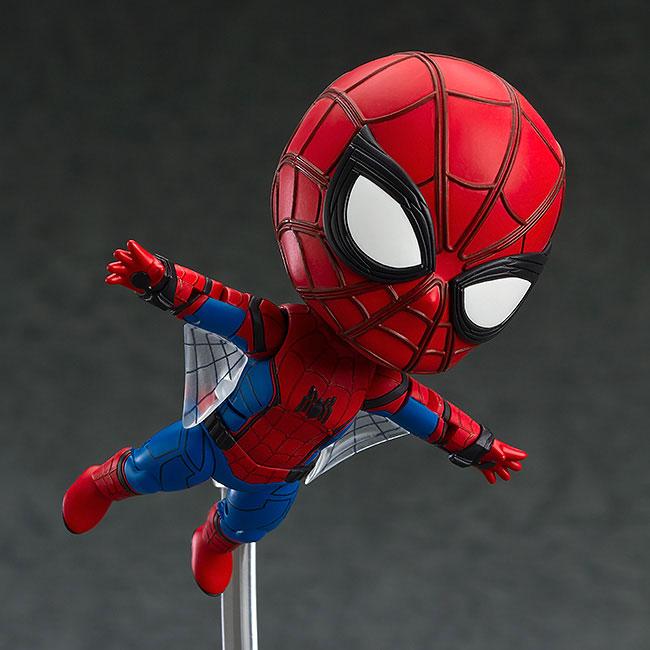 ねんどろいど スパイダーマン:ホームカミング スパイダーマン ホームカミング・エディション-006