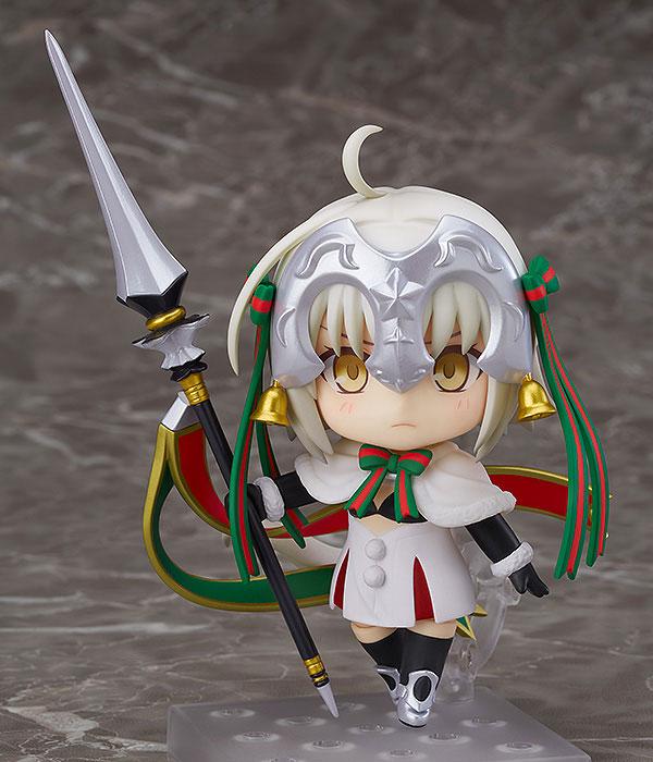 ねんどろいど Fate/Grand Order ランサー/ジャンヌ・ダルク・オルタ・サンタ・リリィ-001