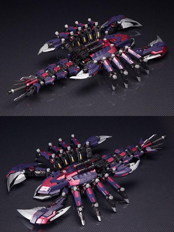 HMM ゾイド 1/72 EZ-036 デススティンガー プラモデル-029