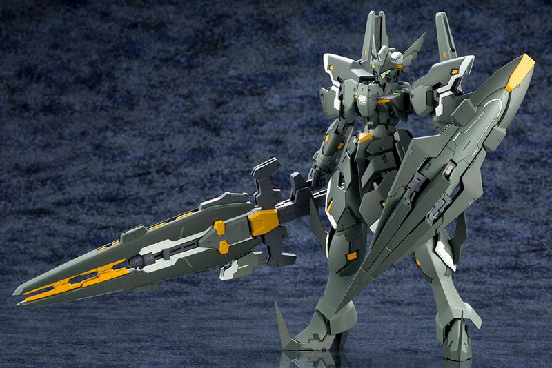 S.R.G-S スーパーロボット大戦OG ORIGINAL GENERATIONS ラフトクランズ・アウルン プラモデル-001