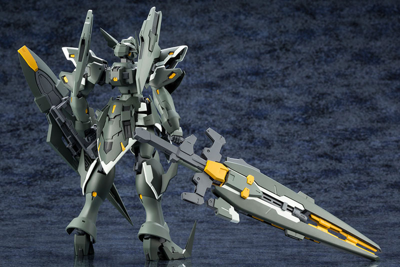 S.R.G-S スーパーロボット大戦OG ORIGINAL GENERATIONS ラフトクランズ・アウルン プラモデル-002