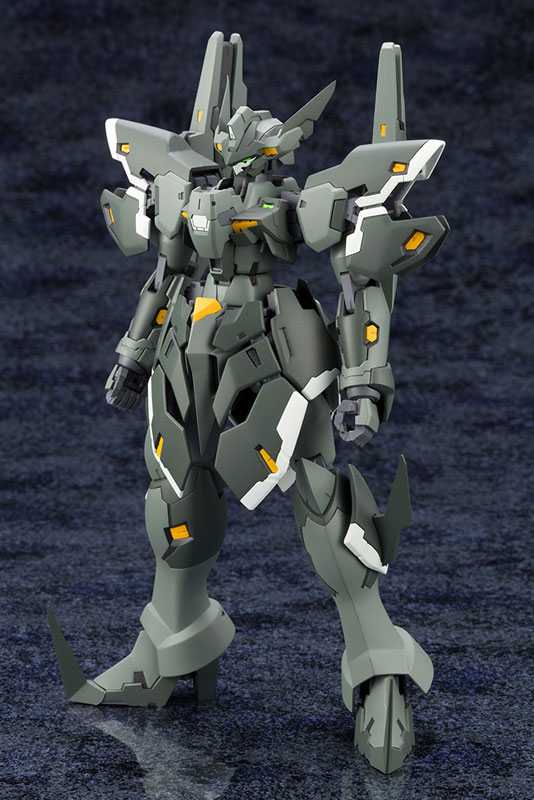 S.R.G-S スーパーロボット大戦OG ORIGINAL GENERATIONS ラフトクランズ・アウルン プラモデル-003