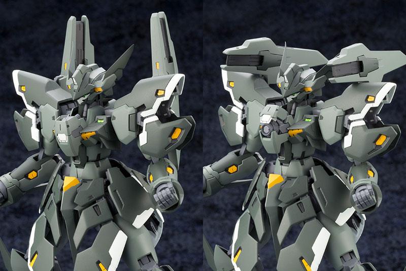 S.R.G-S スーパーロボット大戦OG ORIGINAL GENERATIONS ラフトクランズ・アウルン プラモデル-010
