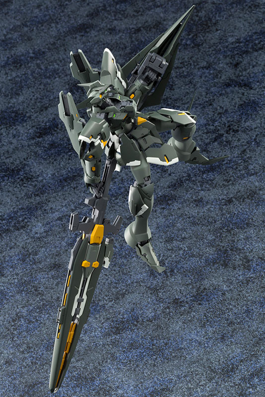 S.R.G-S スーパーロボット大戦OG ORIGINAL GENERATIONS ラフトクランズ・アウルン プラモデル-011