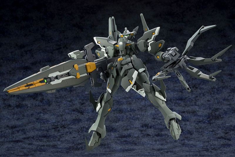S.R.G-S スーパーロボット大戦OG ORIGINAL GENERATIONS ラフトクランズ・アウルン プラモデル-013
