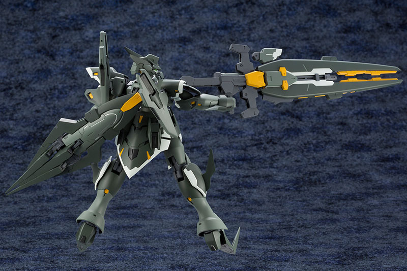S.R.G-S スーパーロボット大戦OG ORIGINAL GENERATIONS ラフトクランズ・アウルン プラモデル-015