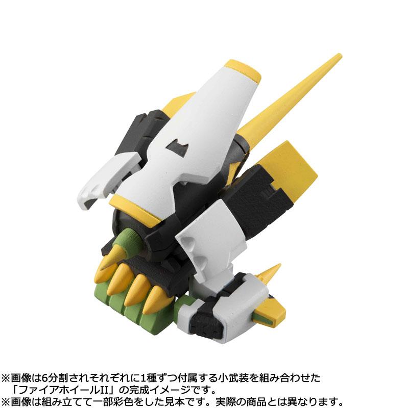 デスクトップアーミー 長靴小隊 6個入りBOX-009